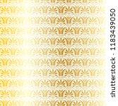 metallic gold and white greek...   Shutterstock .eps vector #1183439050