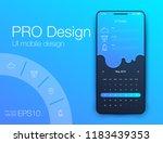 date application ui design...