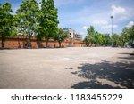 chiangmai thailand september 17 ...   Shutterstock . vector #1183455229