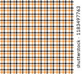 orange  black and white... | Shutterstock .eps vector #1183497763
