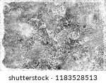 the texture of cracks  chips ... | Shutterstock . vector #1183528513