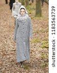 paris  france   march 06  a... | Shutterstock . vector #1183563739