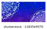 modern vector template with... | Shutterstock .eps vector #1183569070