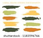retro label brush stroke... | Shutterstock .eps vector #1183596766