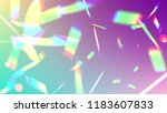 vector rainbow gradient with... | Shutterstock .eps vector #1183607833