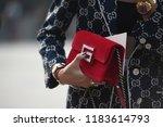 milan  italy   september 19 ... | Shutterstock . vector #1183614793