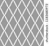 seamless geometric diamonds... | Shutterstock .eps vector #1183680973