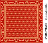 background  geometric pattern... | Shutterstock .eps vector #1183688803