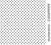 ethnic motif. tribal pattern.... | Shutterstock .eps vector #1183699009