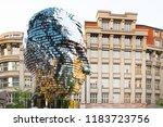 prague  czech republic   august ... | Shutterstock . vector #1183723756