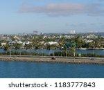 miami  florida  usa january... | Shutterstock . vector #1183777843