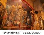 kolkata   india   september 27  ... | Shutterstock . vector #1183790500