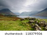 Wast Water Storm   Wast Water...