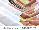 team building in business for... | Shutterstock . vector #1183806109