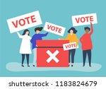 character illustration of...   Shutterstock .eps vector #1183824679