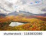 Beautiful Overlook Of Fall...