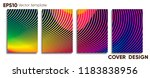 creative colored cover. cover... | Shutterstock .eps vector #1183838956