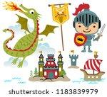cartoon vector illustration of... | Shutterstock .eps vector #1183839979