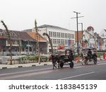 jakarta  indonesia   august 7 ... | Shutterstock . vector #1183845139