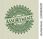 green assortment distressed... | Shutterstock .eps vector #1183868239