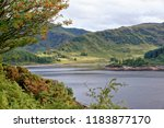 haweswater   riggindale with... | Shutterstock . vector #1183877170