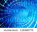internet concept    3d abstract ... | Shutterstock . vector #118388770