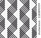 vector seamless pattern.... | Shutterstock .eps vector #1183890559