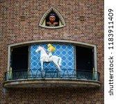 coventry  uk   september 14th ... | Shutterstock . vector #1183911409