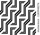 design seamless monochrome... | Shutterstock .eps vector #1183948276