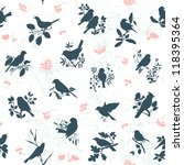 seamless pattern background... | Shutterstock .eps vector #118395364