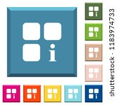 component information white... | Shutterstock .eps vector #1183974733