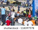 athens greece   nov 11  30th...   Shutterstock . vector #118397578