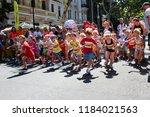 odessa  ukraine   circa aug...   Shutterstock . vector #1184021563