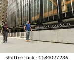 new york  usa   may 26  2018 ... | Shutterstock . vector #1184027236