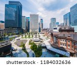 Beautiful Cityscape With...