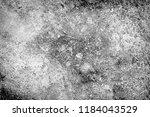 grunge background black and... | Shutterstock . vector #1184043529