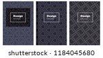 dark gray vector template for...