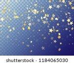 star shining gold gradient... | Shutterstock .eps vector #1184065030