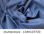 fabric texture background | Shutterstock . vector #1184125720
