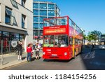 berlin  germany   may 27  2017  ... | Shutterstock . vector #1184154256