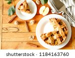 traditional american thanks... | Shutterstock . vector #1184163760