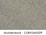 close up of textured fabric... | Shutterstock . vector #1184164309