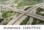 a baffling maze of high speed...   Shutterstock . vector #1184179153