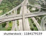 a baffling maze of high speed...   Shutterstock . vector #1184179159