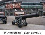 london  united kingdom   18... | Shutterstock . vector #1184189533