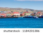 saint pierre panorama from the... | Shutterstock . vector #1184201386