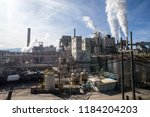 canton  north carolina usa  ... | Shutterstock . vector #1184204203