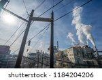 canton  north carolina usa  ... | Shutterstock . vector #1184204206