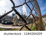 canton  north carolina usa  ... | Shutterstock . vector #1184204209