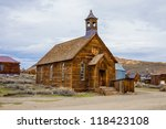 Rustic Church Building In Bodi...